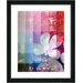 "<strong>Studio Works Modern</strong> ""Chelsea Flower"" by Zhee Singer Framed Graphic Art"