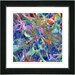 """Tangle"" Framed Fine Art Giclee Print"