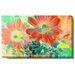 """May Daisies"" Gallery Wrapped Canvas Wall Art"
