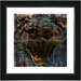 "<strong>Studio Works Modern</strong> ""Gargoyle"" by Zhee Singer Framed Graphic Art"