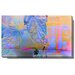 <strong>Leaf Sunset Gallery Wrapped by Zhee Singer Graphic Art on Canvas</strong> by Studio Works Modern