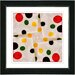 "<strong>Studio Works Modern</strong> ""Origami Star"" by Zhee Singer Framed Graphic Art"