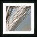 """Beige Shaft of Wheat"" Framed Fine Art Giclee Print"