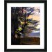 "<strong>""Evening Foliage"" by Zhee Singer Framed Painting Print</strong> by Studio Works Modern"