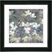 "<strong>Studio Works Modern</strong> ""Snowdrop Bells Flowers"" by Zhee Singer Framed Graphic Art"