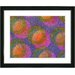 "<strong>Studio Works Modern</strong> ""Fruit Punch Circle Series"" by Zhee Singer Framed Painting Print"
