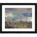 "<strong>Studio Works Modern</strong> ""Sea Shore"" by Zhee Singer Framed Painting Print"