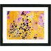 """Angel of Repose Flower"" Framed Fine Art Giclee Print"