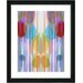 "<strong>Studio Works Modern</strong> ""Pastel Quirk Series"" by Zhee Singer Framed Graphic Art"