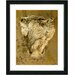 "<strong>""Dancing Bud"" by Zhee Singer Framed Graphic Art</strong> by Studio Works Modern"