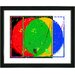 "<strong>Studio Works Modern</strong> ""Towards Eclipse"" by Zhee Singer Framed Painting Print"
