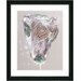 "<strong>Studio Works Modern</strong> ""Autumn Bud"" by Zhee Singer Framed Painting Print"