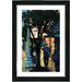 "Studio Works Modern ""Evening Walk"" by Zhee Singer Framed Painting Print"