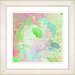 "<strong>Studio Works Modern</strong> ""Pastel Green Iphigenia"" by Zhee Singer Framed Painting Print"