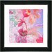 "Studio Works Modern ""Flowers of Okavango"" by Zhee Singer Framed Painting Print"