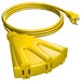 <strong>8 ft Outlet Outdoor Cord</strong> by Stanley Electrical