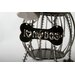 "DEI Unleashed ""I Love My Dog"" Doggie Tabletop Wine Rack"