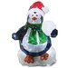 <strong>Brite Star</strong> LED Icy Penguin Lawn Silhouette Christmas Decoration