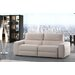 <strong>Luxury Aston Leather Reclining Sofa</strong> by Eurosace