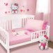 <strong>Hello Kitty® Garden 4 Piece Toddler Set</strong> by Lambs & Ivy