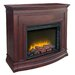 "Pleasant Hearth Trent 28"" Electric Fireplace"