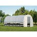 <strong>Pro RoundTop 10' W x 19' D Greenhouse with Hinged Doors</strong> by ShelterLogic
