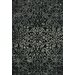 Mahsa Black / White Rug