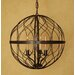 <strong>Sphere Chandelier</strong> by Laura Lee Designs