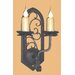Cathedral Double Wall Sconce