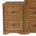 Oak Ridge 2 Drawer File Cabinet