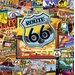 Route 66 II Occasions Coasters Set