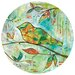 Spring Song Bird Occasions Coaster