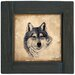 <strong>Thirstystone</strong> Lodge Wolf Ambiance Coaster Set (Set of 4)