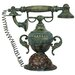 River Cottage Gardens Metal Table Ornament