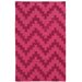 <strong>Matrix Pink Geometric Rug</strong> by Pantone Universe