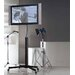 "Portable Fixed Floor Stand Mount for up to 55"" Screens by Opera"