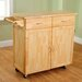 Large Kitchen Cart