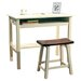 Madison 2 Piece Study Writing Desk Set by TMS