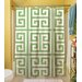 <strong>Thumbprintz</strong> Greek Key II Shower Curtain