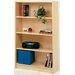 "59"" Bookcase by Stevens ID Systems"