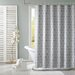 <strong>Intelligent Design</strong> Lexie Polyester Shower Curtain