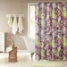 <strong>Kayla Polyester Shower Curtain</strong> by Intelligent Design