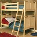<strong>Astoria Twin Bunk Bed with Ladder</strong> by Epoch Design