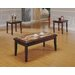 <strong>Belvedere 3 Piece Coffee Table Set</strong> by Woodbridge Home Designs
