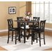 <strong>Norman 5 Piece Counter Height Dining Set</strong> by Woodbridge Home Designs