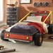 <strong>Track Twin Race Car Bed</strong> by Woodbridge Home Designs