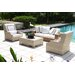 <strong>Hancock 4 Piece Deep Seating Group with Cushions</strong> by Dann Foley