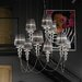 <strong>Gadora Chic 9 Light Chandelier</strong> by Evi Style