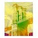 <strong>Brooklyn Bridge by Evie Empire Graphic Art</strong> by Evive Designs