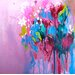 <strong>'Color Me Pretty II' by Lana Moes Painting Print</strong> by Evive Designs